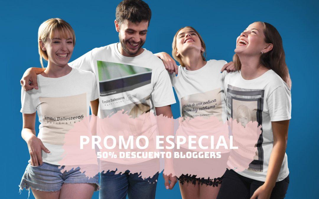 Promoción especial bloggers – ¡50% de descuento en peluquería!
