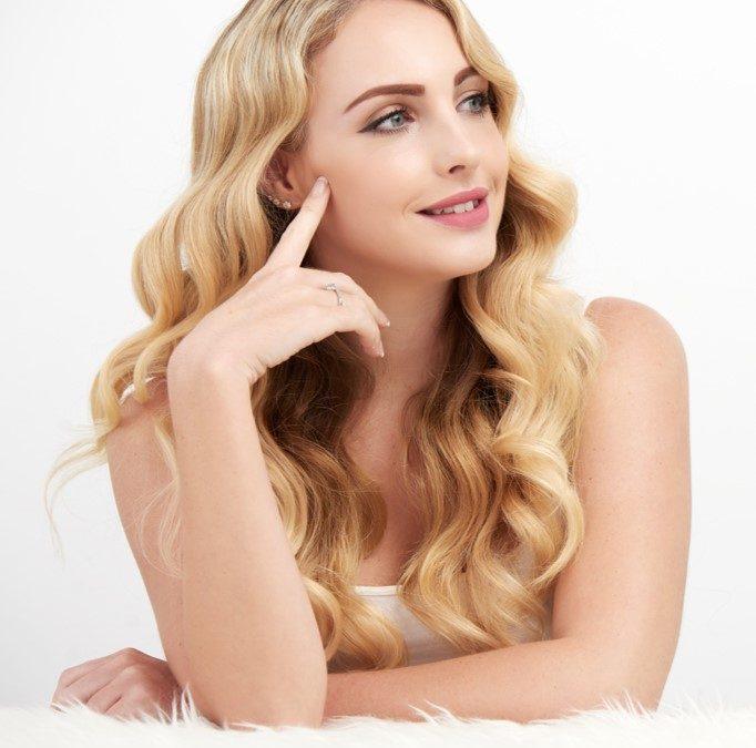Pelucas oncológicas de cabello natural
